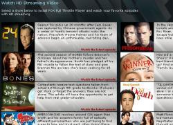 Regarder des films ou des séries sur Internet Screenshot713