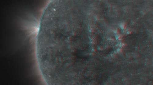 soleil 3D
