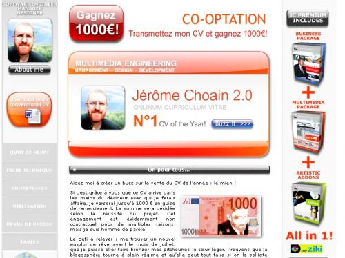 Jérôme choain