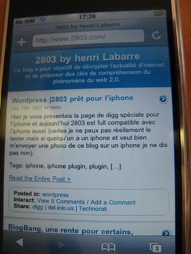 2803 iphone