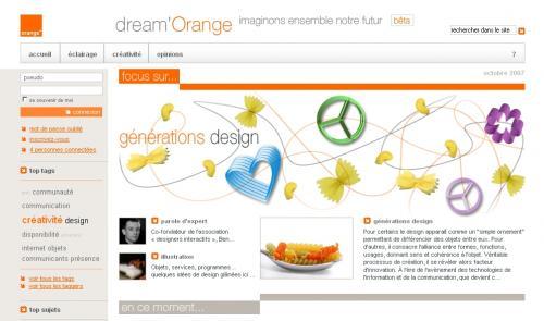 dreamorange orange