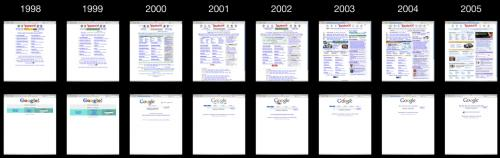 homepage yahoo google
