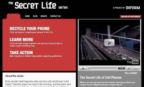 secret life of cell phone