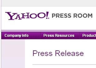 yahoo press