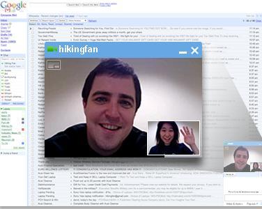 google-talk-video
