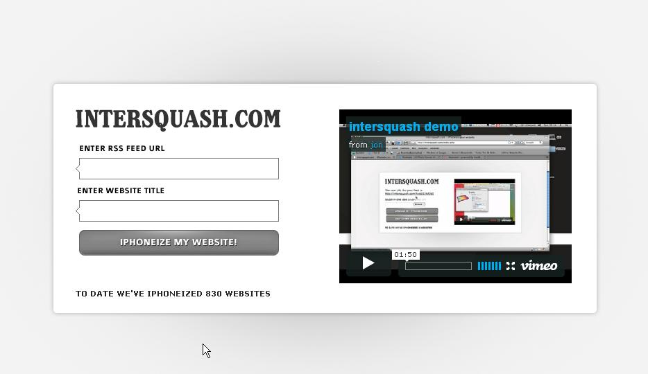 intersquash