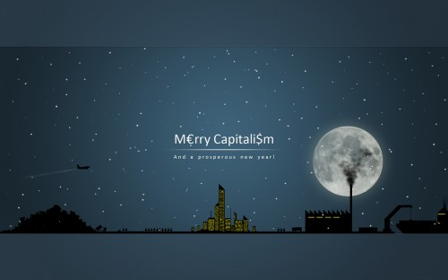 Merry Capitalism par lassekongo83  