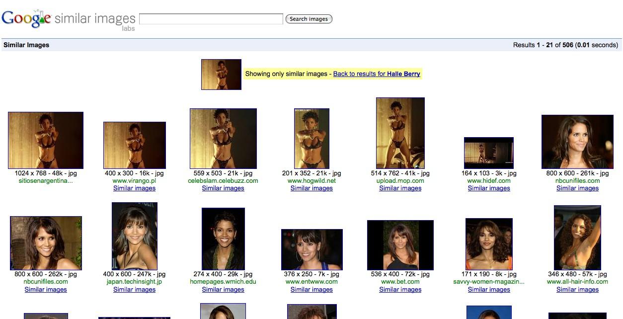 google-similar-image