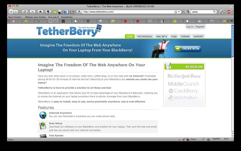 tetherberry