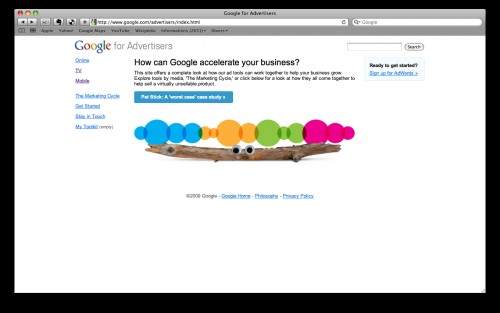 google-advertisers