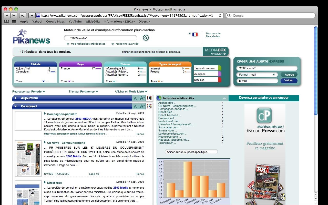 Exemple de la recherche 2803 media