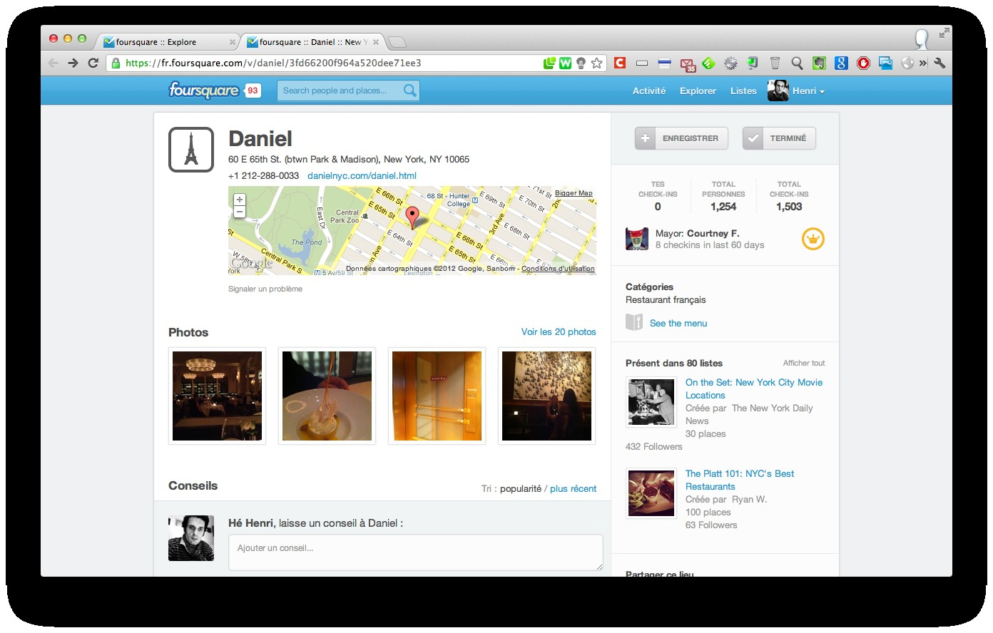 foursquare-menu