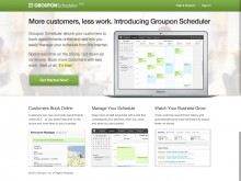 Groupon Scheduler