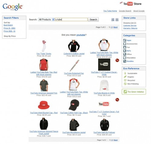 google-commerce-search