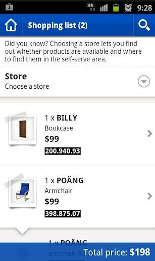 application ikea 5 2803 le blog web 2 0 internet et technologies. Black Bedroom Furniture Sets. Home Design Ideas